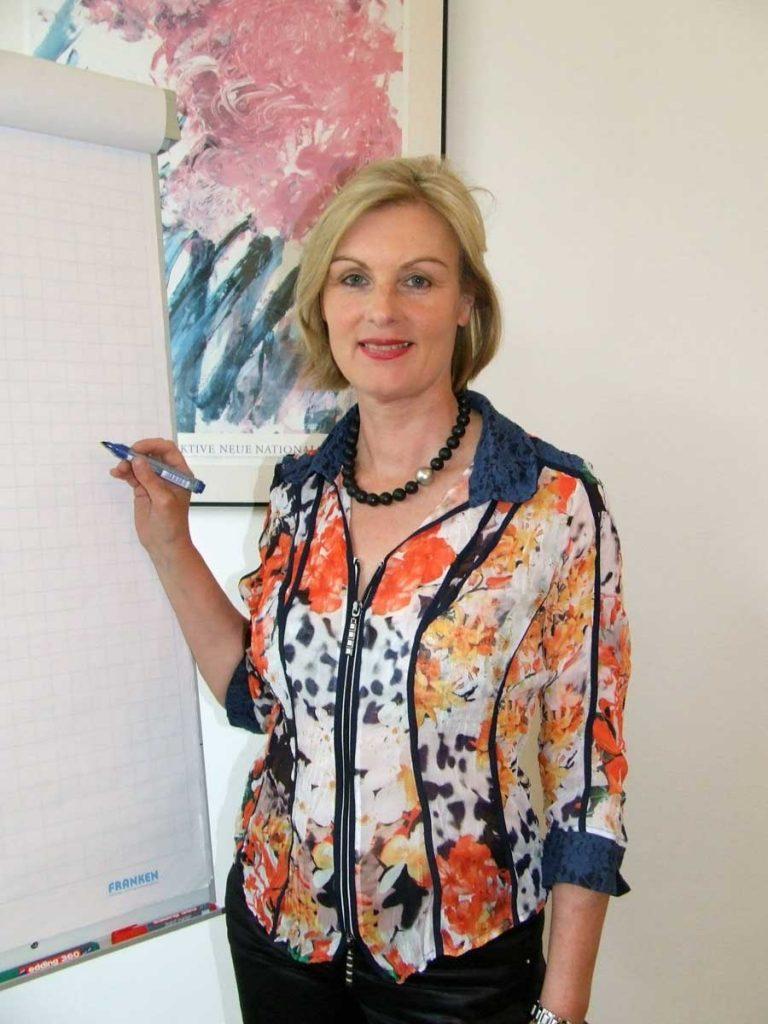 Rechtsanwältin Christine Holle Portrait